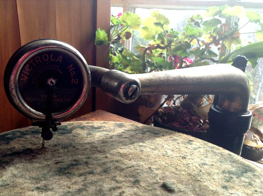 grammophone von 1920